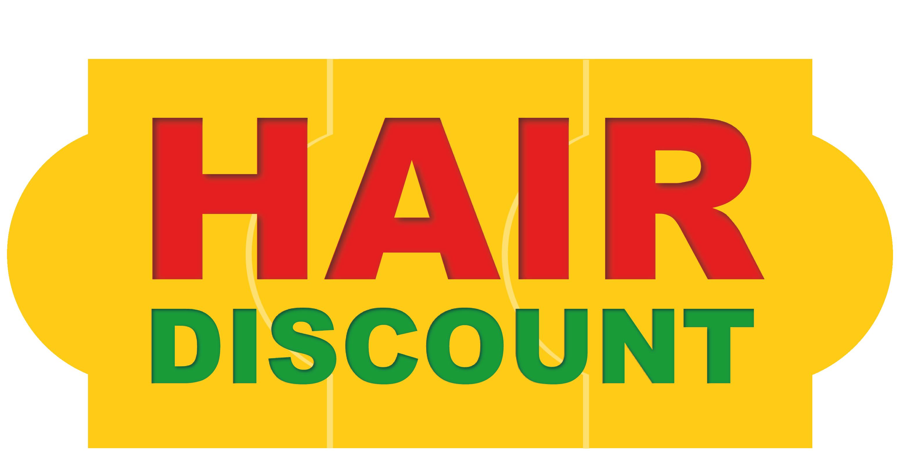 Hair Discount-Logo
